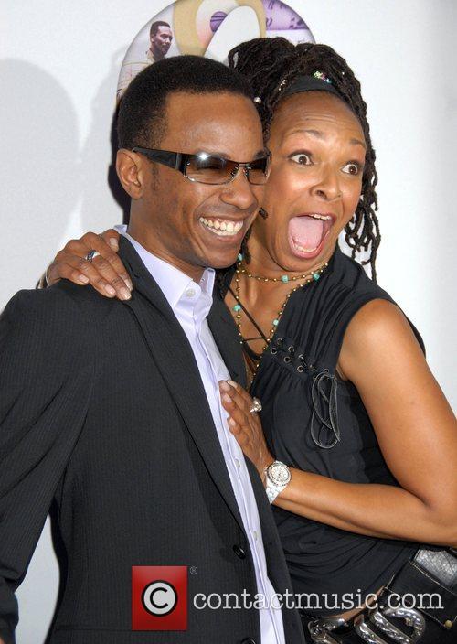 Tevin Campbell and Siedah Garrett ASCAP Pied Piper...