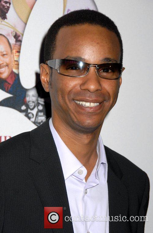 Tevin Campbell ASCAP Pied Piper Award honoring Quincy...