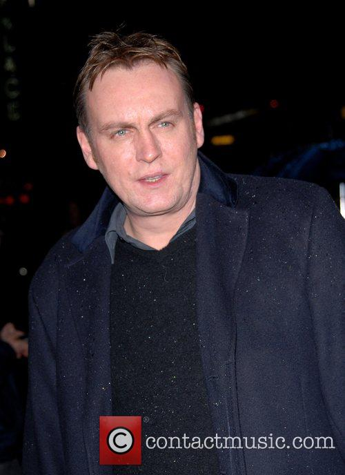 Philip Glenister Press launch of 'Ashes To Ashes'...