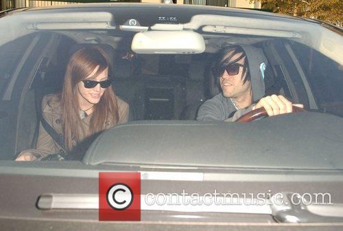 Ashlee Simpson and Pete Wentz 7