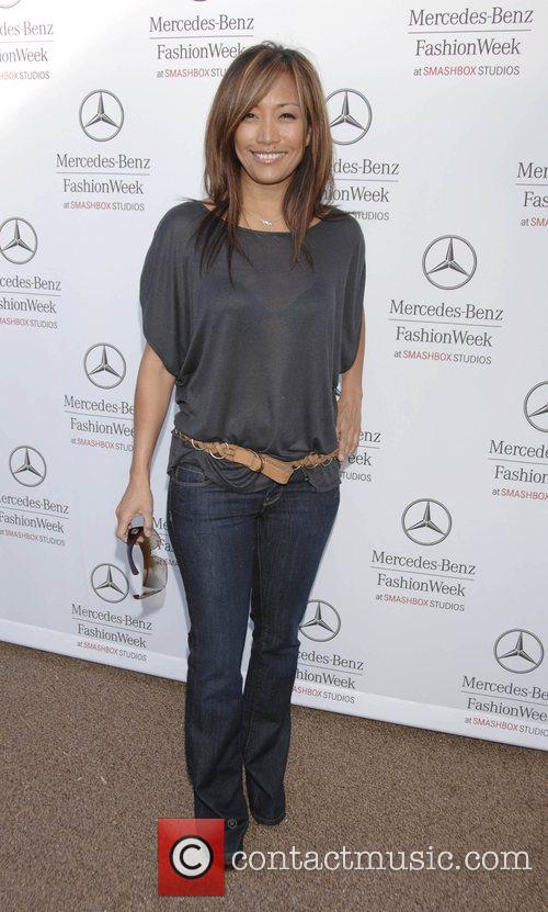 Carrie Ann Inaba Mercedes-Benz Autumn 2008 LA Fashion...