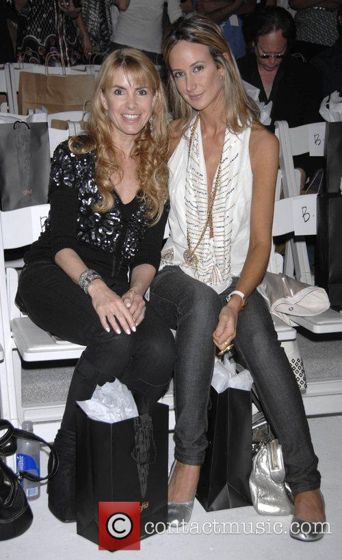 Julia Verdin and Lady Victoria Hervey Mercedes-Benz Autumn...
