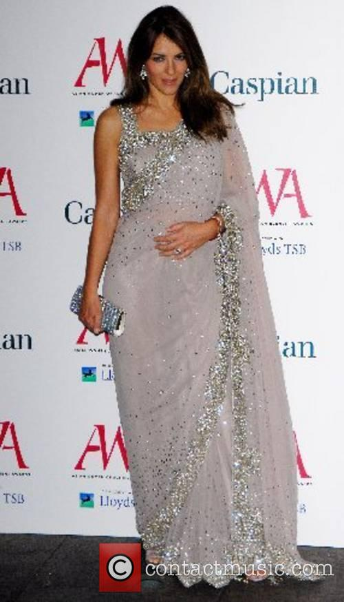 Asian Women Of Achievement Awards held at London...