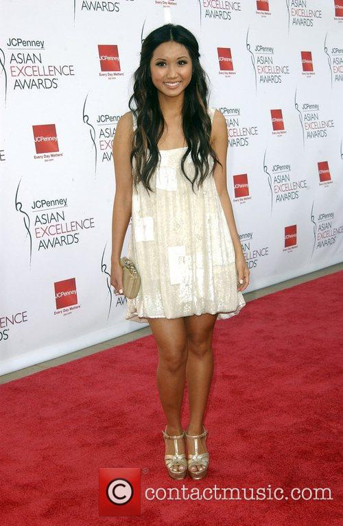 Brenda Song The 2008 JC Penny Asian Excellence...