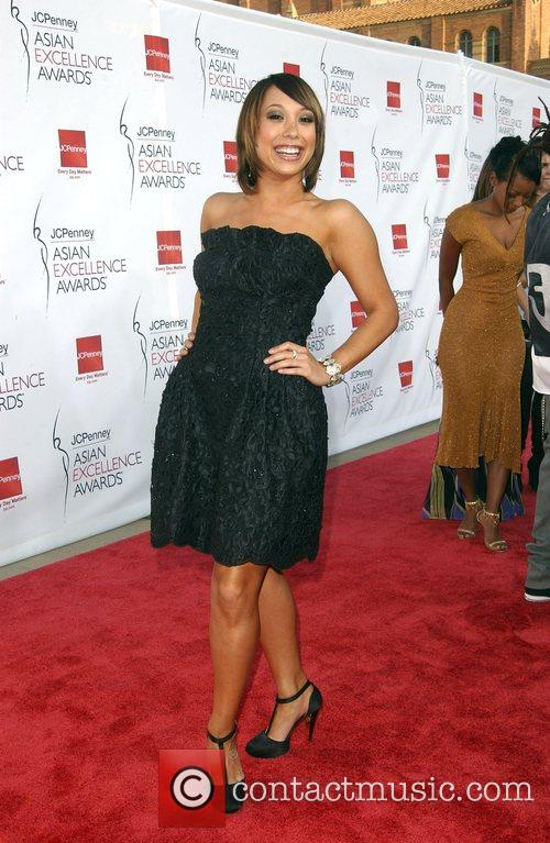 Cheryl Burke The 2008 JC Penny Asian Excellence...