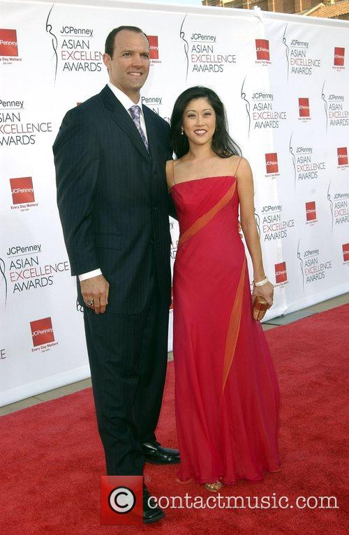 Kristin Yamaguchi and Bret Hedican The 2008 JC...