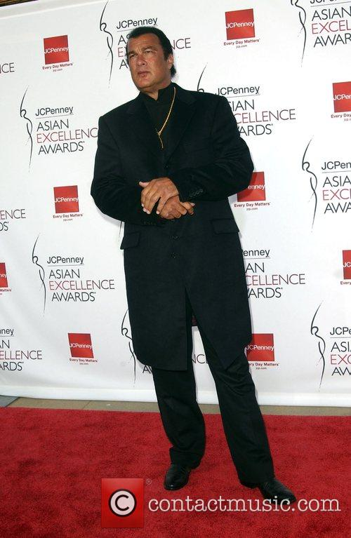 Steven Seagal The 2008 JC Penny Asian Excellence...