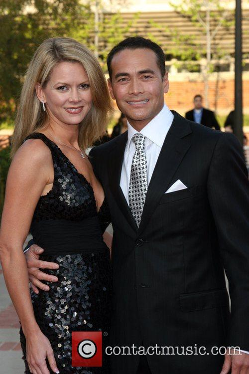 Mark Dacascos and Guest The 2008 JC Penny...