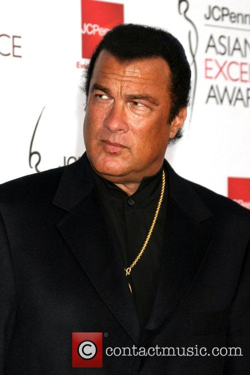 Steven Seagal Asian Excellence Award