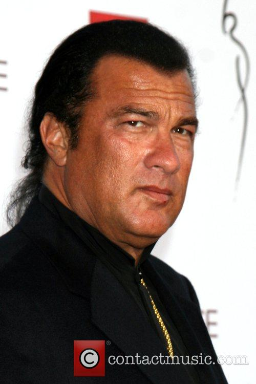 Steven Seagal, Ucla