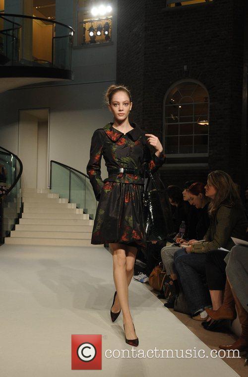 London Fashion Week Autumn/Winter 2008 - Asprey -...