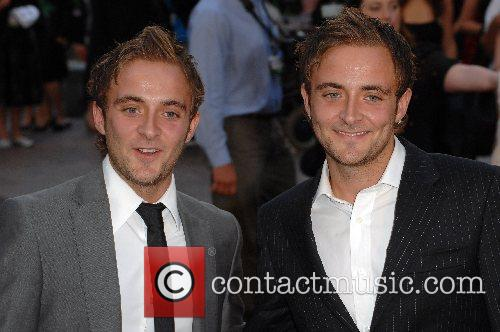 Guests UK Premiere of 'Atonement' at Odeon Leicester...