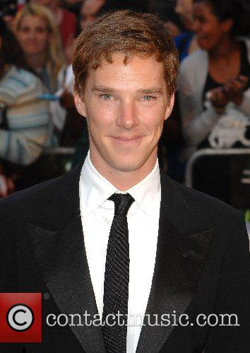 Benedict Cumberbatch UK Premiere of 'Atonement' at Odeon...