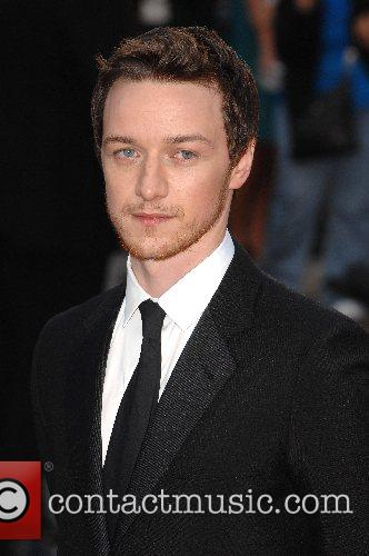 James McAvoy UK Premiere of 'Atonement' at Odeon...
