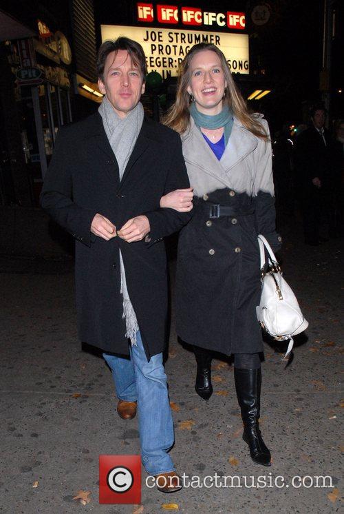Andrew Mccarthy and Carol Schneider
