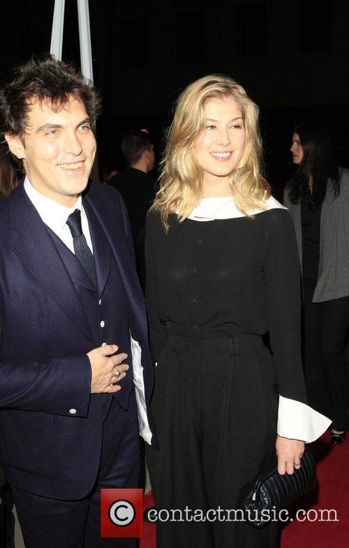 Joe Wright, Rosamund Pike