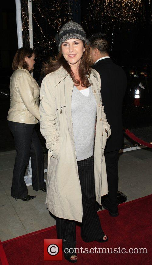 Peri Gilpin Premiere of 'Atonement' held at the...