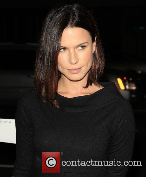 Rhona Mitra Premiere of 'Atonement' held at the...