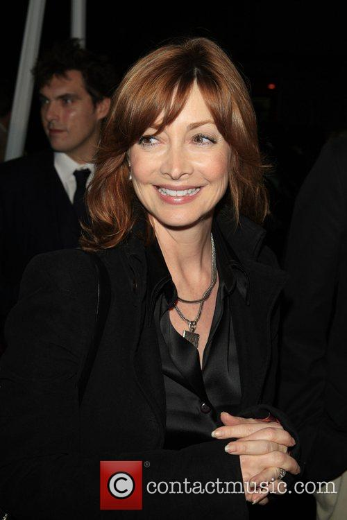 Sharon Lawrence Premiere of 'Atonement' held at the...