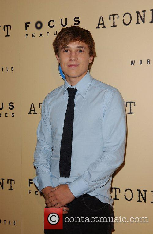 William Moseley Premiere of 'Atonement' held at the...