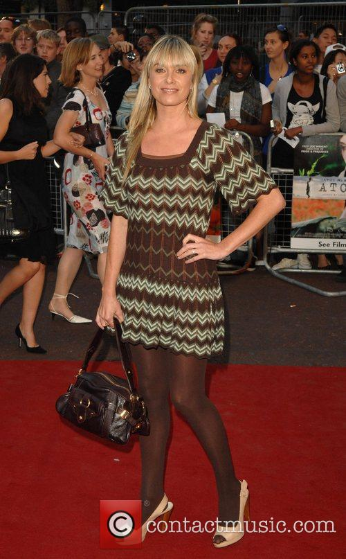 Tamzin Outhwaite UK Premiere of 'Atonement' held at...