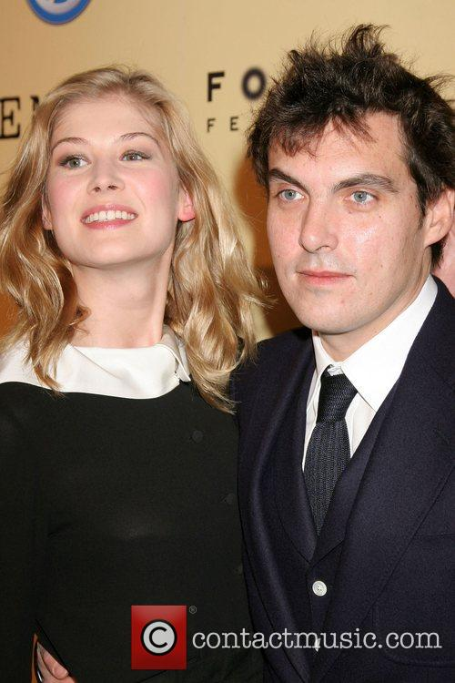 Rosamund Pike and Joe Wright 3