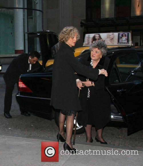 The mother of Richard Attias Marriage of former...