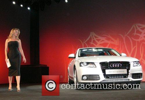 Barbara Schoeneberger Audi A4 Private Night & Bryan...
