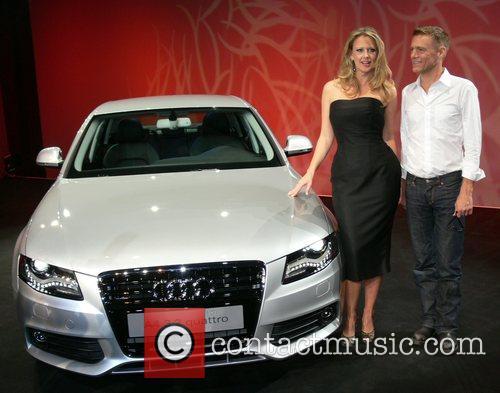 Barbara Schoeneberger, Bryan Adams Audi A4 Private Night...