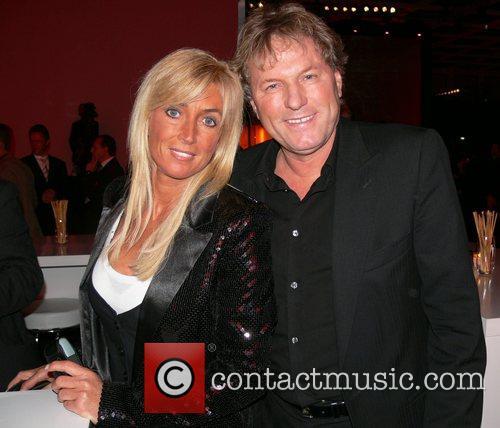 Bernhard Brink, his wife Ute Audi A4 Private...