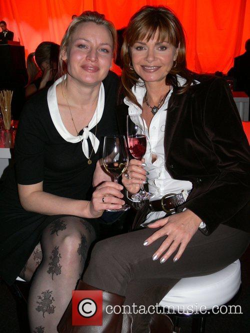 Eve-Maren Buechner, Maren Gilzer Audi A4 Private Night...