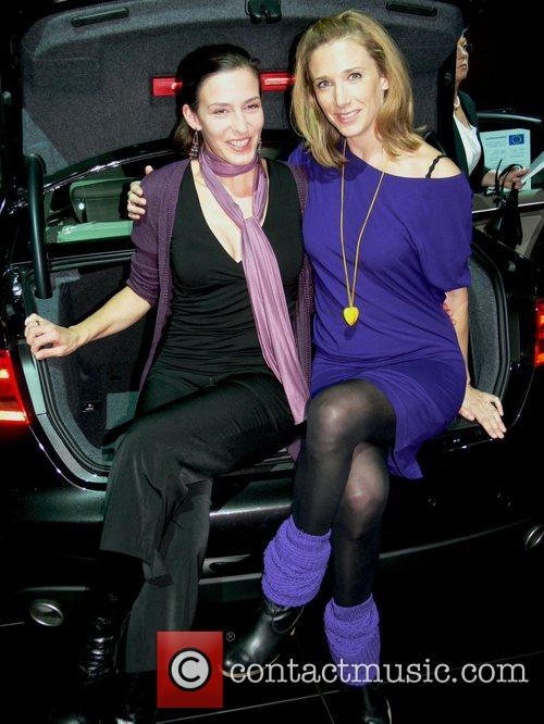 Ulrike Frank, Kristin Meyer Audi A4 Private Night...