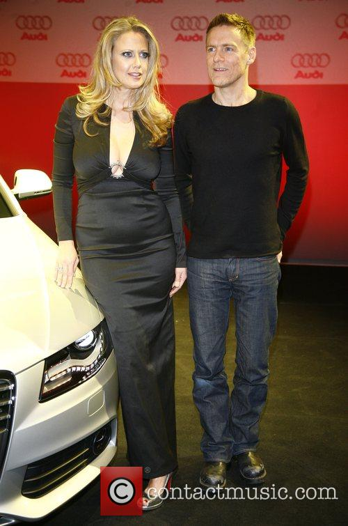 Barbara Schoeneberger , Bryan Adams,  Audi presents...