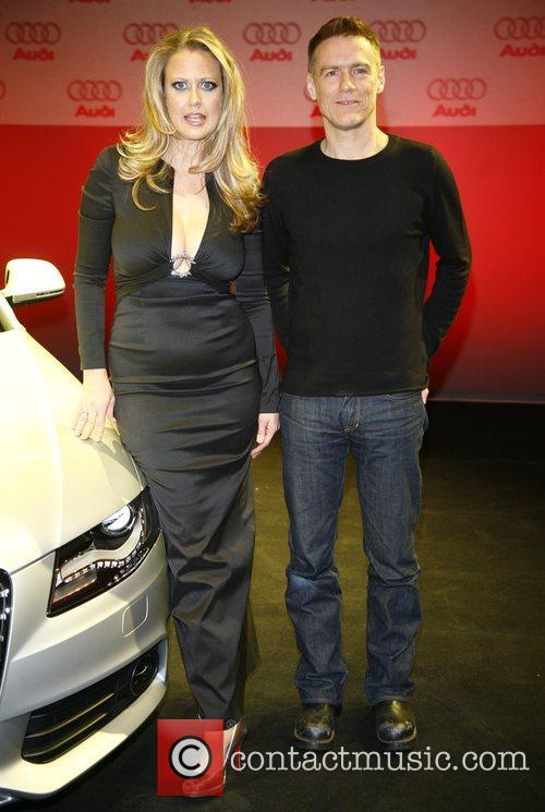 Barbara Schoeneberger and Bryan Adams 6