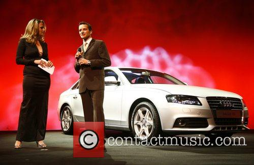 Barbara Schoeneberger , Timo Scheider,  Audi presents...