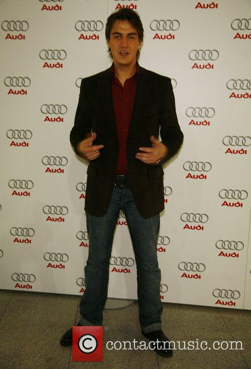 Matthias Knop,  Audi presents the new A4...