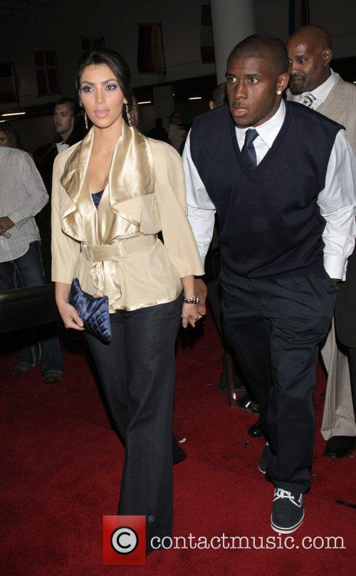 Kim Kardashian and Reggie Bush 4