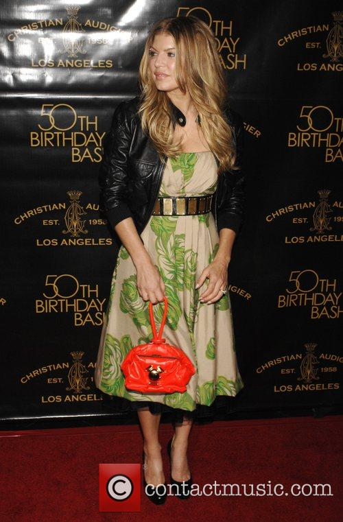 Christian Audigier 50th birthday party at the Petersen...