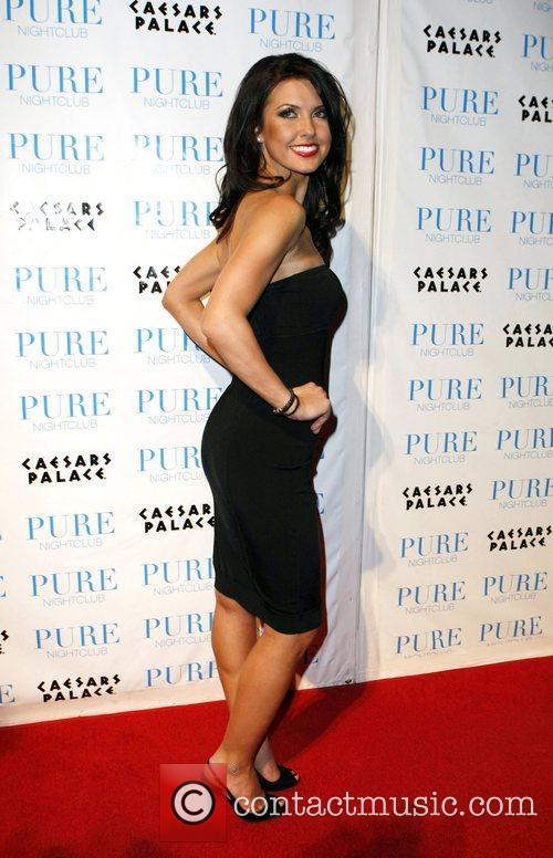 Audrina Patridge, Las Vegas, Caesars Palace and Pure Nightclub 6