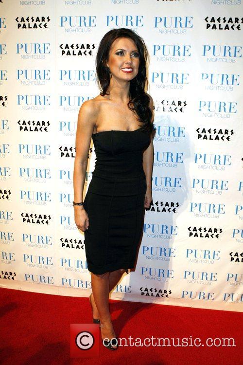 Audrina Patridge, Las Vegas, Caesars Palace and Pure Nightclub 11