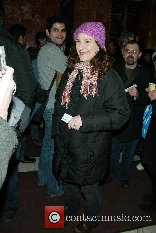 Ana Gasteyer  Opening night performance of 'August:...