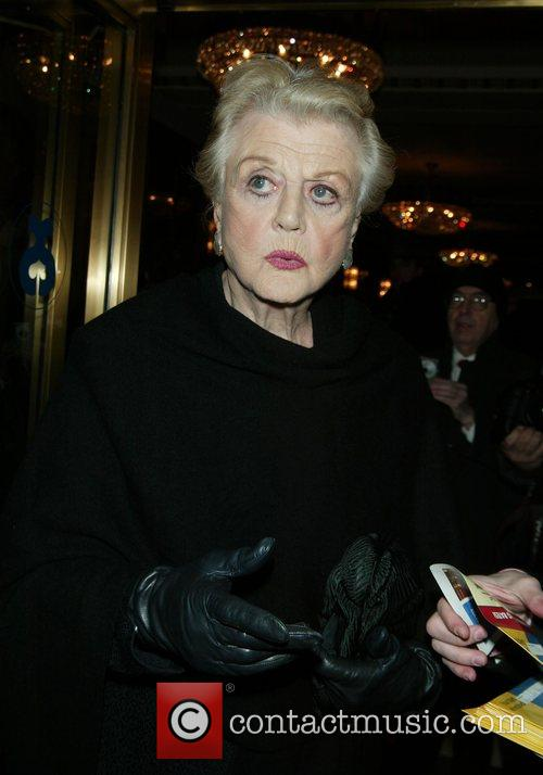Angela Lansbury Opening night performance of 'August: Osage...