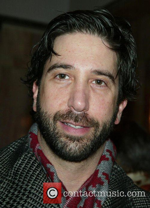 David Schwimmer  Opening night performance of 'August:...