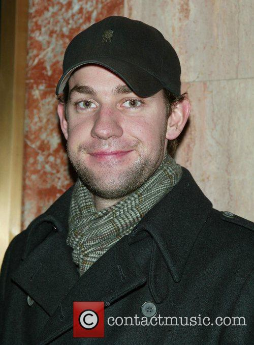 John Krasinski Opening night performance of 'August: Osage...