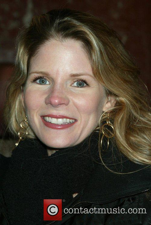 Kelli O'Hara Opening night performance of 'August: Osage...