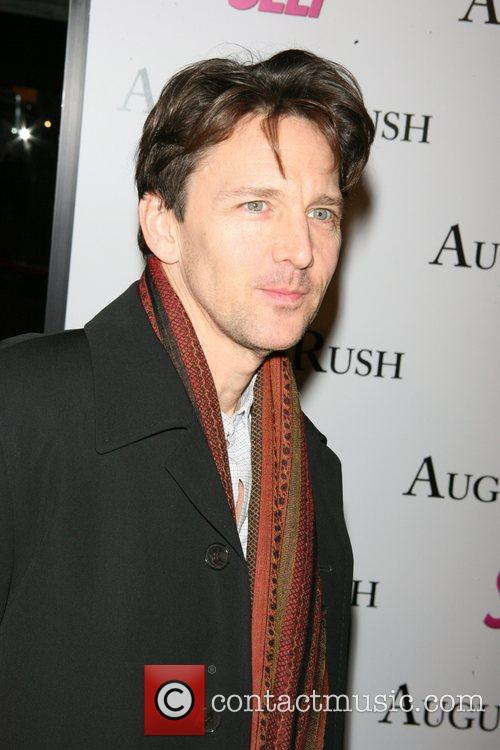 Andrew McCarthy The movie premiere of 'August Rush'...