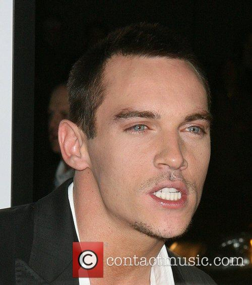 Jonathan Rhys Meyers and Rush 1