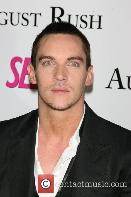 Jonathan Rhys Meyers and Rush 9