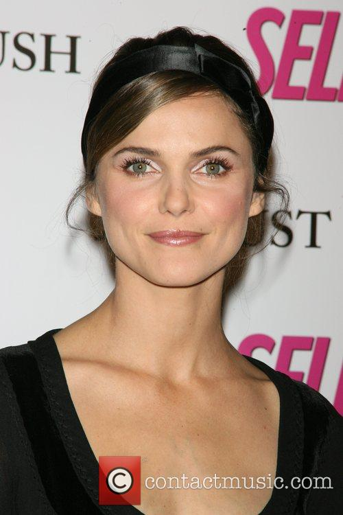 Keri Russell The movie premiere of 'August Rush'...