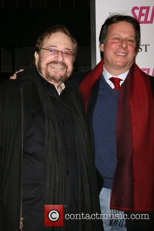 Phil Romone, Richard Lewis The movie premiere of...
